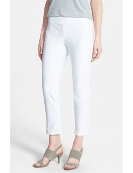 slim-ankle-pant-(regular-&-petite) by eileen-fisher