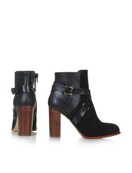 aroma-suede-ankle-boots by topshop
