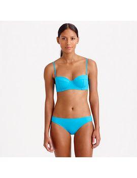 underwire-bikini-top-in-italian-matte by jcrew