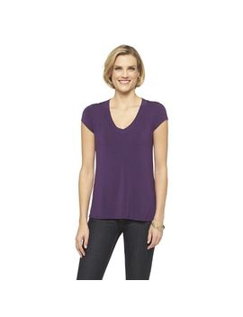 target-:-expect-more-pay-less by -womens-favorite-v-tee-merona®