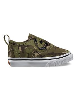 toddlers-camo-authentic-v-elastic-lace by vans