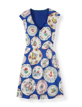 printed-spring-dress by boden
