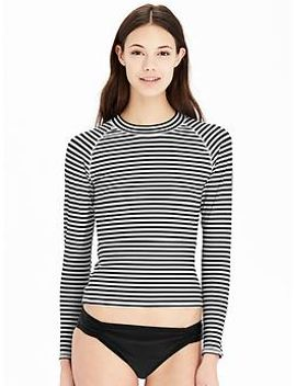 womens-long-sleeved-rashguards by old-navy