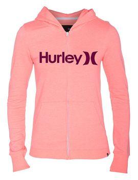 one-&-only-slim-fleece-zip by hurley