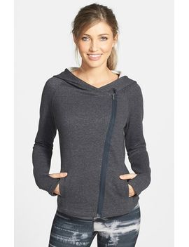 urban-uptown-french-terry-hoodie by under-armour