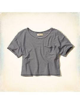must-have-boxy-crop-t-shirt by hollister