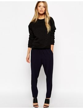 asos-tailored-trouser-with-side-stripe by asos-collection
