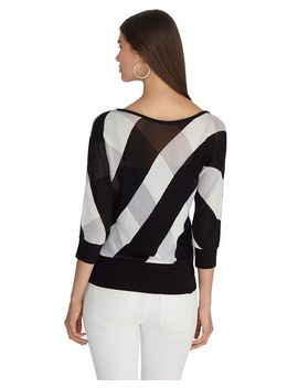 stitched-pullover by whbm