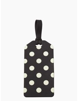 le-pavillion-luggage-tag by kate-spade
