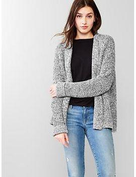 marled-shawl-cardigan by gap