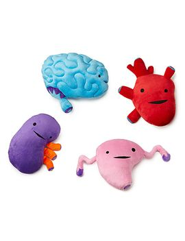 plush-organs by uncommon-goods