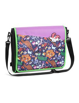 bravest-warriors-messenger-bag by think-geek