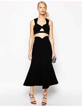 alice-mccall-co-ord-in-black by asos-brand