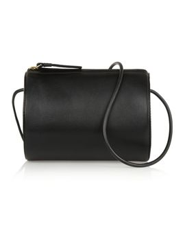 cylinder-leather-shoulder-bag by finds