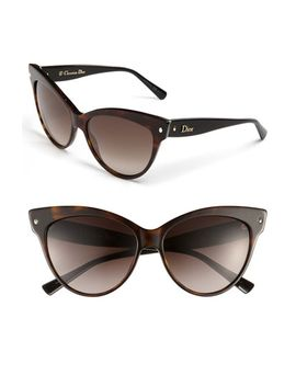 mohotani-58mm-cat-eye-sunglasses by dior