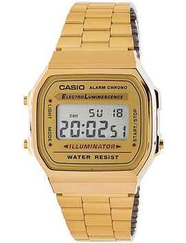 a168wg9-a casio-gold-digital-watch by american-apparel