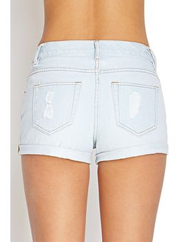 blue-jeans-babe-shorts by forever-21