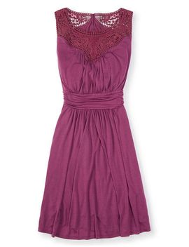 broderie-jersey-dress by boden