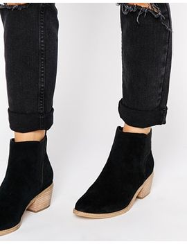 asos-risked-it-suede-chelsea-boot by asos-collection