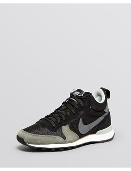 lace-up-running-sneakers---womens-internationalist-mid by nike