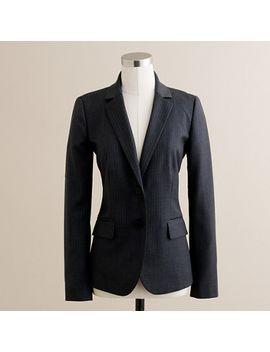 petite-1035-two-button-jacket-in-pinstripe-super-120s-wool by jcrew