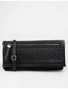 oasis-queenie-quilted-clutch by oasis