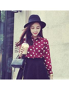 heart-print-shirt by brand-from-china