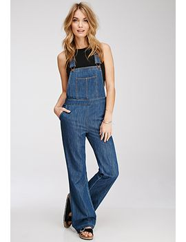 life-in-progress-classic-denim-overalls by forever-21