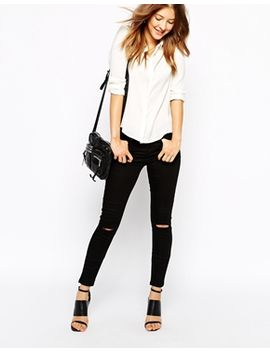 vero-moda-skinny-jean-with-busted-knee by vero-moda