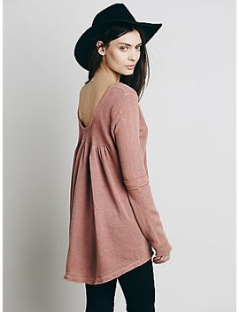 low-back-shirred-pullover by free-people