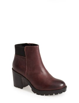 naancy-leather-platform-bootie by steve-madden