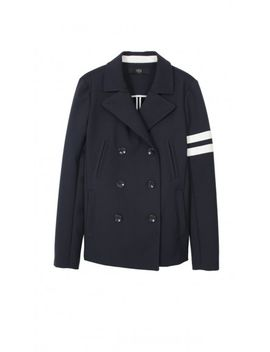 luxe-peacoat by tibi