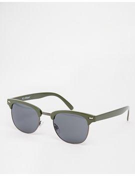 aj-morgan-clubmaster-sunglasses by aj-morgan