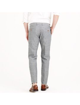 bowery-slim-in-japanese-chambray by jcrew