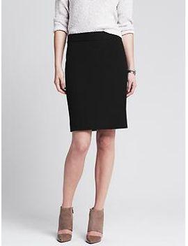 sloan-fit-pencil-skirt by banana-repbulic