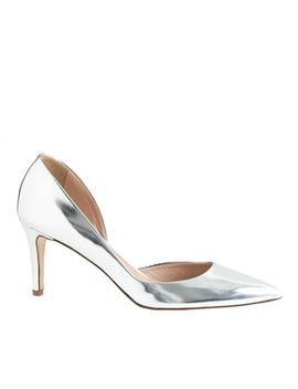 valentina-mirror-metallic-pumps by jcrew