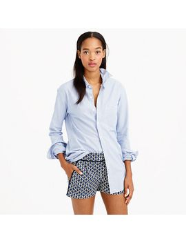 tile-print-short by jcrew