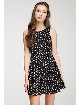 ditsy-floral-a-line-dress by forever-21