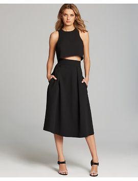 black-halo-dress---sanibel-two-piece by sanibel-two-piece
