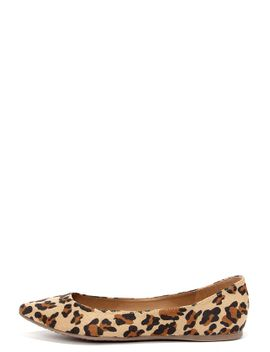 low-and-behold-leopard-suede-pointed-flats by lulus