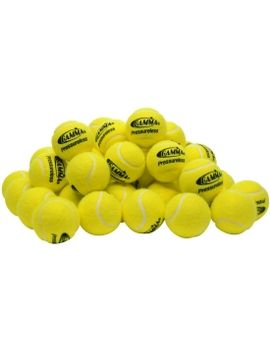 gamma-pressureless-practice-tennis-balls---60-ball-pack by gamma