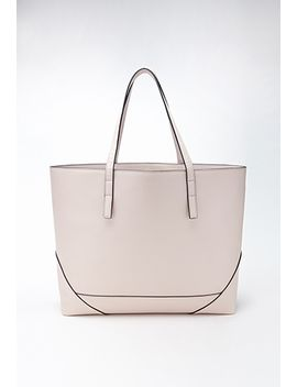 oversized-faux-leather-tote by forever-21