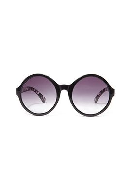 round-leopard-print-sunglasses by forever-21
