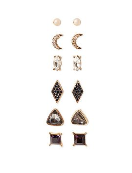 faux-stone-stud-set by forever-21