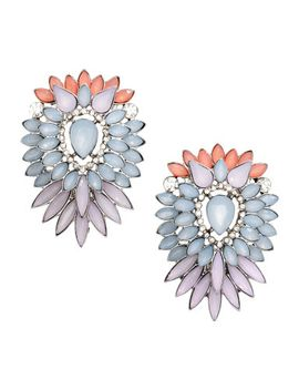 large-sparkly-earrings by h&m