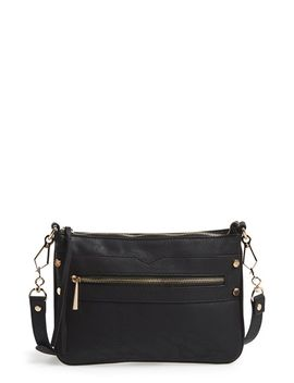 zip-front-convertible-crossbody-bag by bp