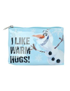 disney-frozen-olaf-warm-hugs-cosmetic-bag by hot-topic