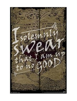 harry-potter-solemnly-swear-poster by hot-topic