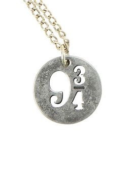harry-potter-9-3_4-disc-necklace by hot-topic