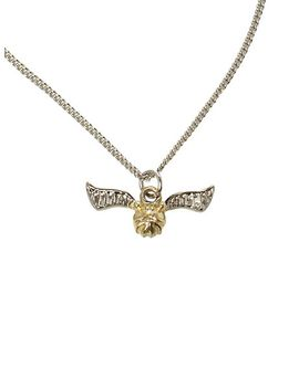 harry-potter-golden-snitch-necklace by hot-topic